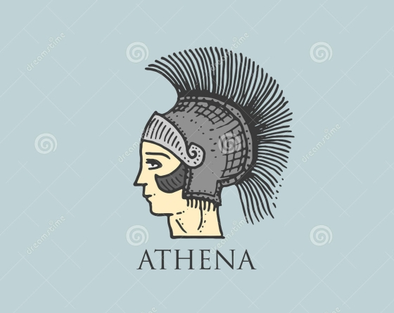 godness-athena-logo-ancient-greece-antique-symbol-vintage-engraved-hand-drawn-sketch-wood-cut-style-old-looking-retro-88604017